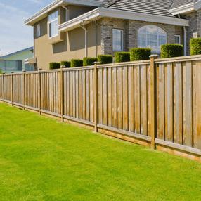 Panel fences