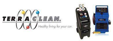 Terra clean logo