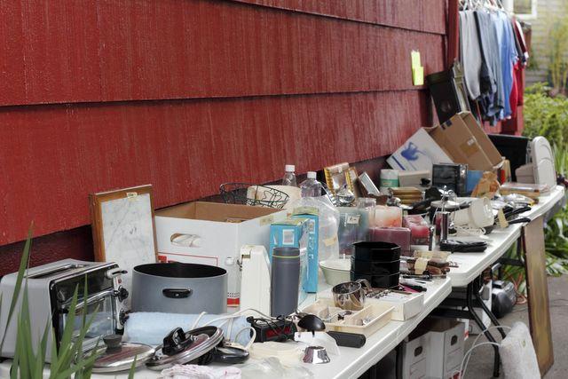 tag sales in Long Island, Roslyn & Bayside, NY