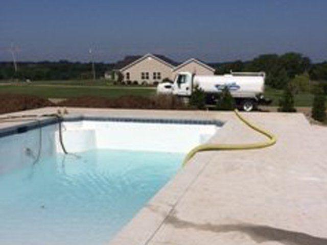 Swimming Pool / Hot Tub Fills | Water Quik