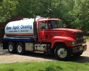Connecticut Septic Tank Pumping Service