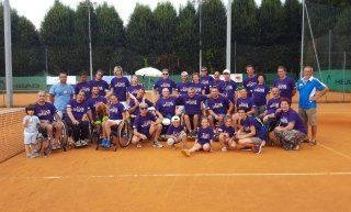 squadra disabile sport