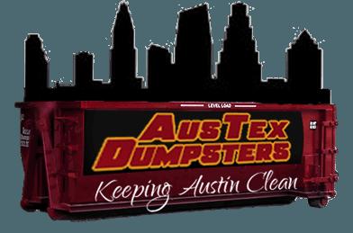 Austex Dumpsters Dumpster Rental Austin Top Austin