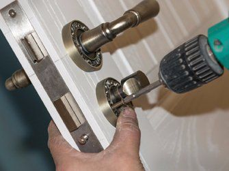 lock installations for doors