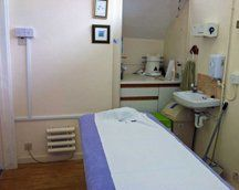 Rooms to hire for treatment