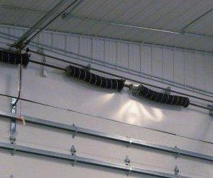 overhead door spring replacement