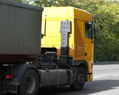 camion per traslochi nazionali