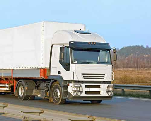 camion per trasloco uffici