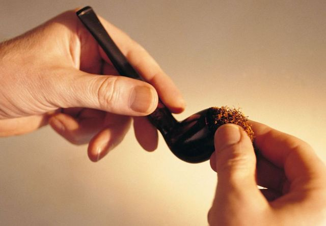 Tobacco products such as a pipe in Anchorage, AK