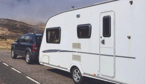 Making your caravan looking as good as new