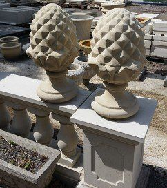 Pineapple Finial (Pair)