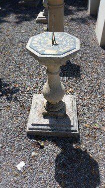 Weathered Sundial