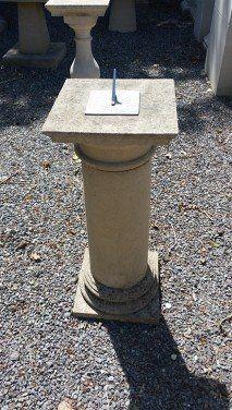 Roman Tapering Sundial