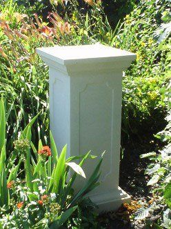 Panelled Pedestal