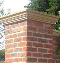 2½ Brick Pier Cap