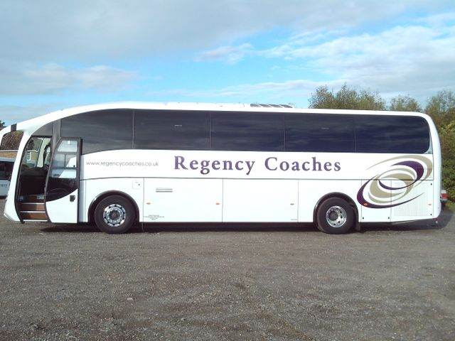 coach hire service