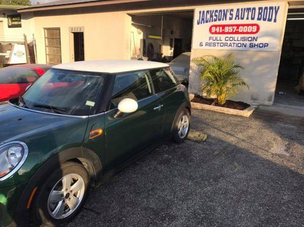 Auto Painting Collision Repairs Warranty Sarasota Fl