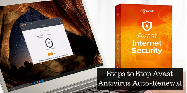Steps to Stop Avast Antivirus Auto-Renewal