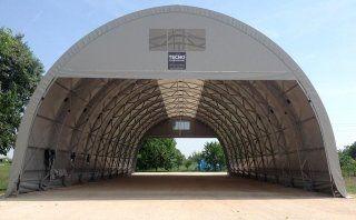 Tunnel Ad Arco Doppio Treviso Tecnoengineering Srl