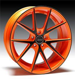 Payless Tyres Wheels Talon Pearl Orange