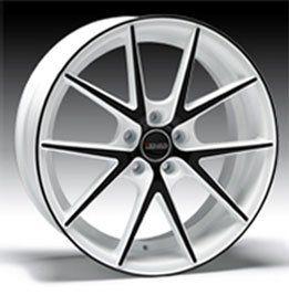 Payless Tyres Wheels Talon Gloss White