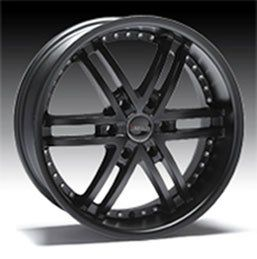 Payless Tyres Wheels Wraith 6 Carbon Black