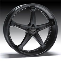 Payless Tyres Wheels Whiplash Carbon Black