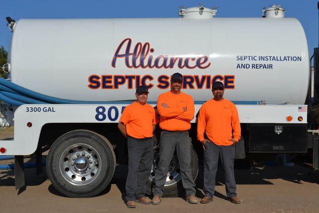 Alliance Septic Team