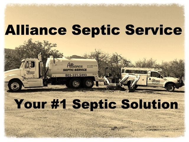 Septic Pumping, Repair, and Inspections | Alliance Septic