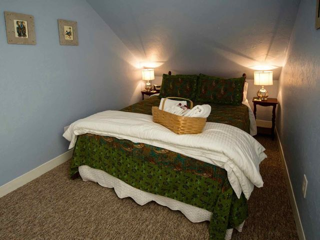 Abbe Suite Bedroom