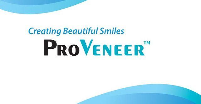 ProVeneer personalized patient brochure