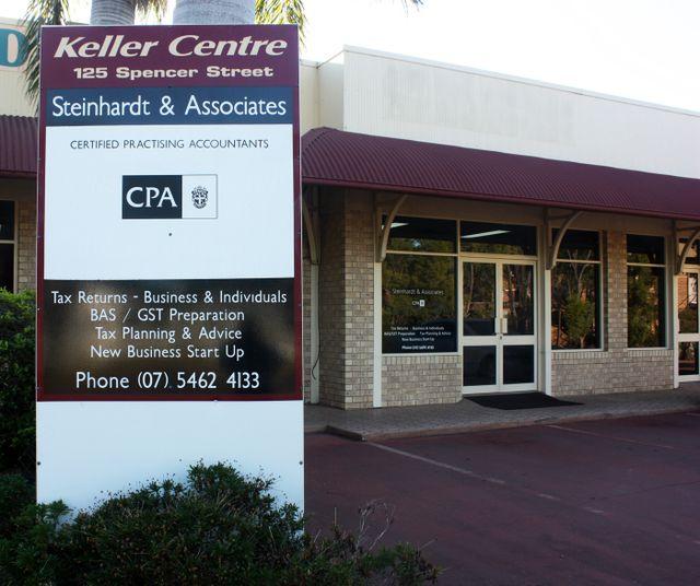 Steinhardt Business Advisors Office