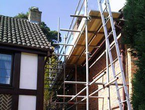 Commercial & Contract Scaffold