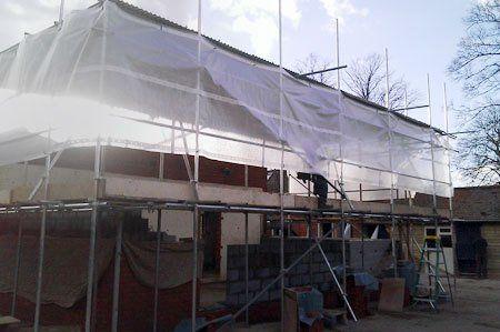 Site waterproofing