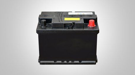 new black vehicle battery