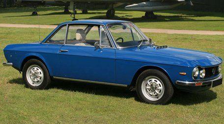 classic blue BMW car