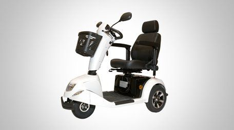 Mobility Scooter Batteries Supplied & Delivered In Devon