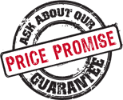 price promise sticker