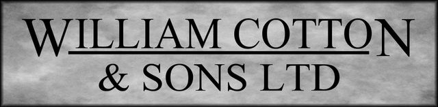 William Cotton & Sons Ltd logo