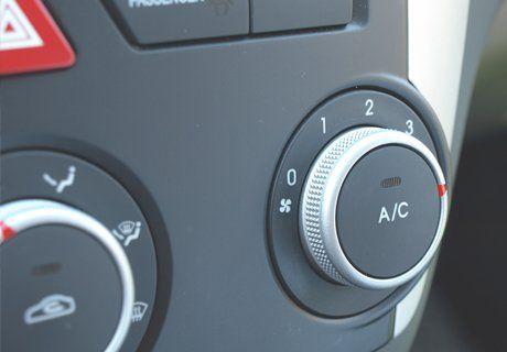 car AC control