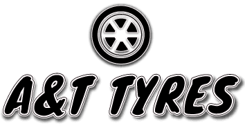 A&T TYRES logo