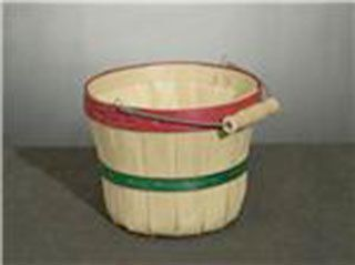 Bushel Baskets in Little Rock