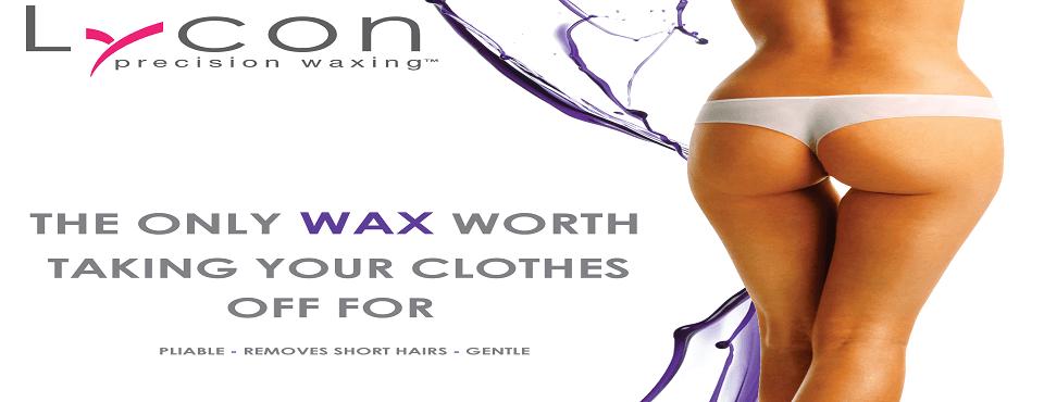 lower body waxing