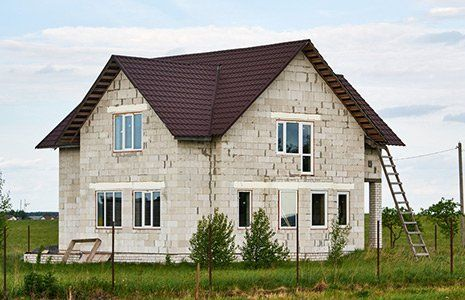 abitazione di campagna