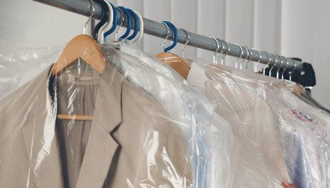 licensed dry cleaning firm