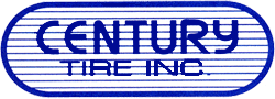 Century Tire Inc. Logo