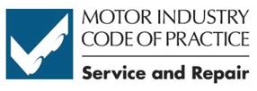 Motor Industry Code of Practise logo
