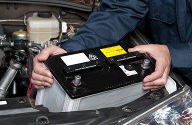 Vehicle battery maintenance in Bristol
