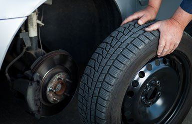 Reliable tyre fitting