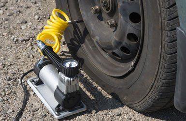 Car and van tyres